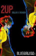 2UP  (Sollux x Reader) by bluegirly02