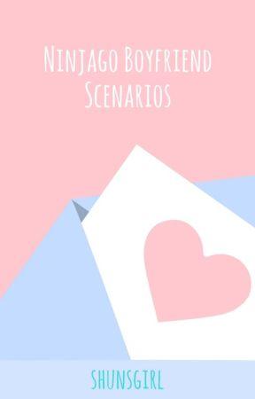 Ninjago Boyfriend Scenarios - When he gets jealous~Lloyd