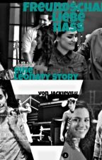 Freundschaft Liebe Hass || eine Leonaty Story by TiniGambande