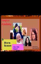 Storm Season (VA Fanfic) by Jess-Roza
