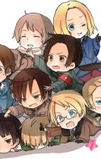 Hetalia Awesomeness of Awesome! One-Shots by AlexFluffhead