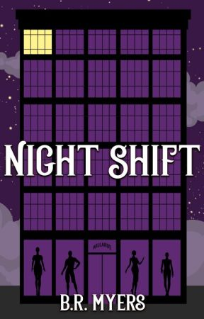Night Shift (Night Shift series #1) by BRMyers