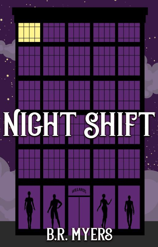Night Shift (Night Shift series #1)Wattys2016 by BRMyers