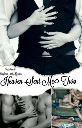 Heaven Sent Me Two (MFM)  by Heavenlovesme