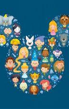Citations Disney by Zeahia