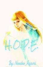H.O.P.E (Skyward Sword Link x Reader) by Noriko_Azami
