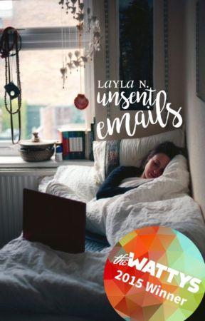 Unsent Emails [Watty Award Winner] ✓ by storiesbyamelia