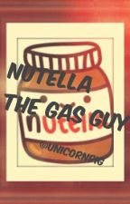 Nutella The Gas Guy by unicornpig