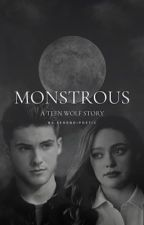 Monstrous |Theo Raeken| by christinakayexoxo