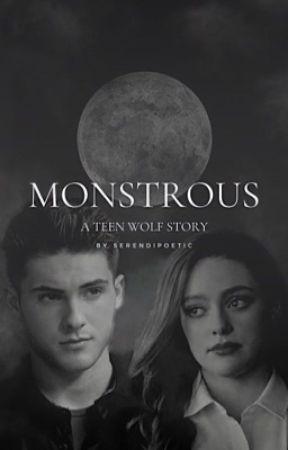 Monstrous |Theo Raeken| by christinakayexoxo