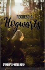 Regreso a Hogwarts ➳ {George Weasley} by GambitasPotterHead