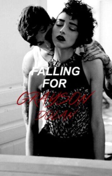 falling for grayson dolan