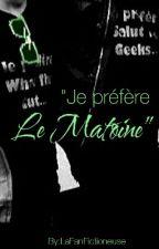 """""""Je Préfère Le Matoine."""" by LaFanFictioneuse"""