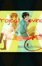 Project Lovino (Spamano highschool AU) by WeGotHighOnDucks