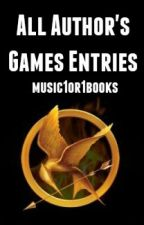 All Author Game Entries by music1or1books