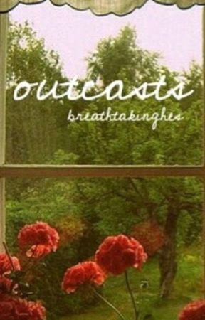 outcasts.   harry styles au by breathtakinghes