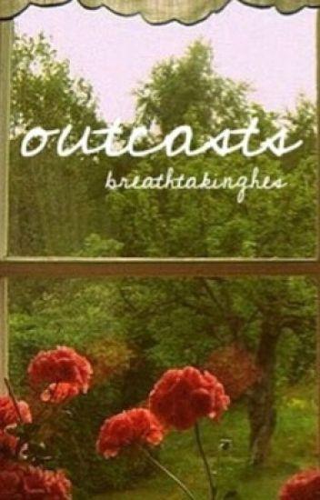 outcasts.   harry styles au