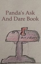 Panda's Ask And Dare Book! by itsmswritergirl