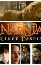 Las Crónicas de Narnia: Los telmarinos que salvaron Narnia by JDaniSandoval