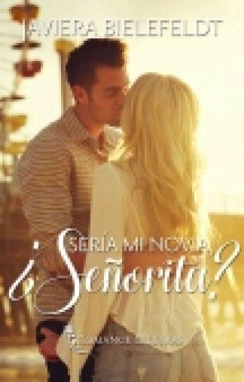 ¿Sería mi novia, señorita?© - En Venta