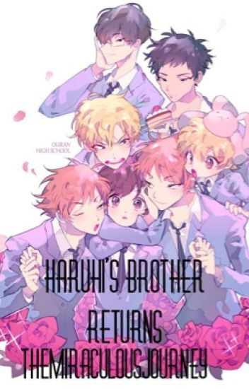 Haruhi's Brother Returns!! wait what? (EDITING)