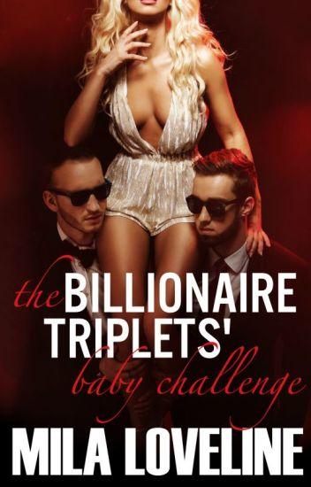 The Billionaire Triplets' Baby Challenge