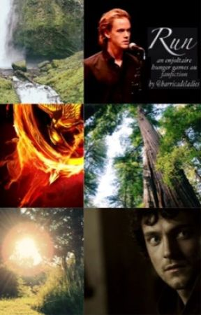 Run - An Enjoltaire Hunger Games AU Fanfiction by barricadeladies