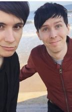 Phil's sickness (PHAN Fluff) by amazing___trash