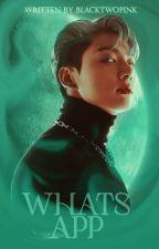 [1] WhatsApp ➳ Jeon Jungkook by Choco_Chu
