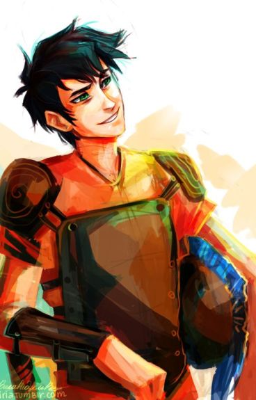 Percy Jackson (adopted) son of Hades