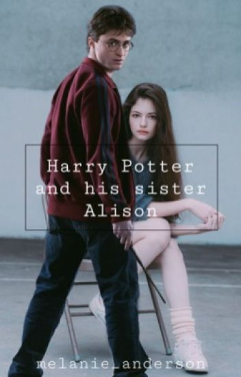 Harry Potter and his sister Alison