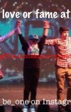 Is it love or fame at NRG? *A iconic boyz story* by sehunseason