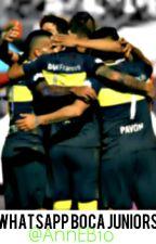 Whatsapp Boca Juniors by AnnEB10