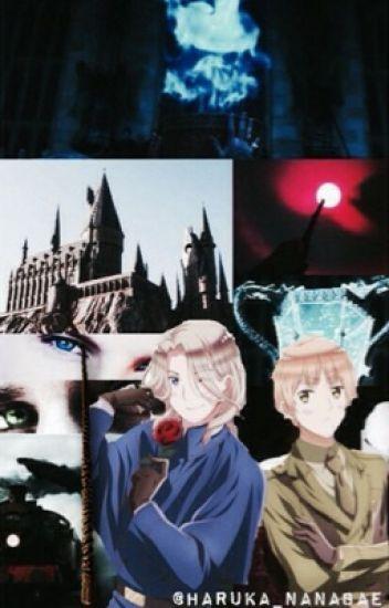 The Triwizard Tournament (a FrUk Hogwarts AU)