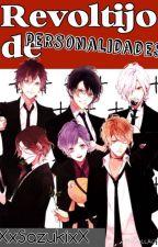 Revoltijo de personalidades (Diabolik Lovers) historia de humor :P by -Sazuki-