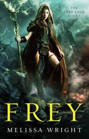 Frey by MelissaWrightAuthor