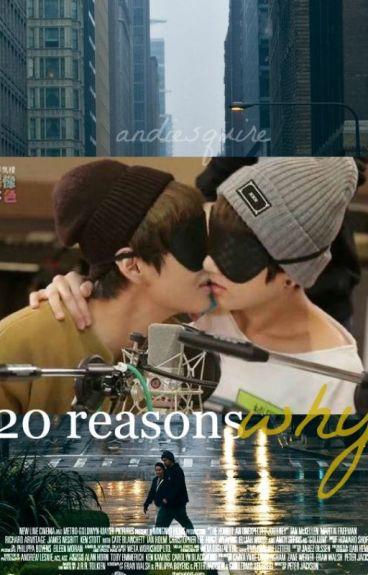 20 reasons why ➸  Vkook