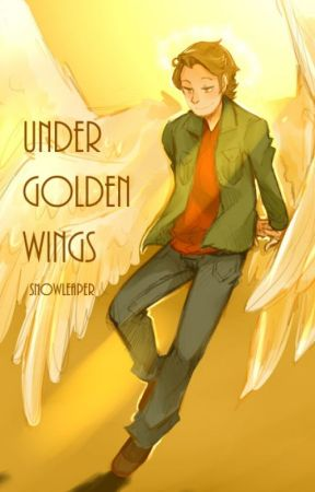 Under Golden Wings by snowleaper