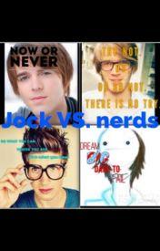 Jocks VS. Nerds by phan_4