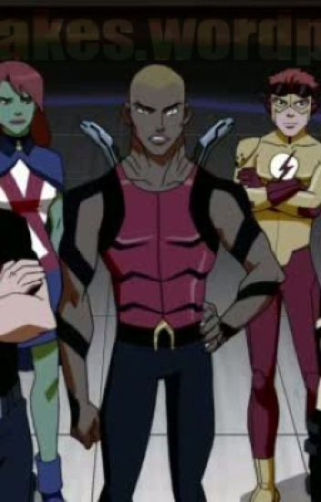The caged bird. (A Young Justice Fanfic)