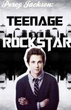 Percy Jackson- Teenage Rockstar by Taste_the_Rainbow-