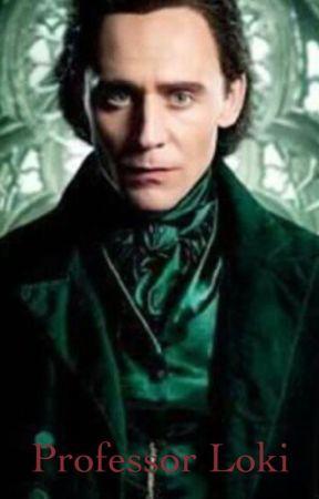 Professor Loki by swaglikeanerd