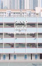 sleep tight {frerard} by candyflossmelanie