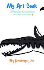 My art book by GangsterChicken
