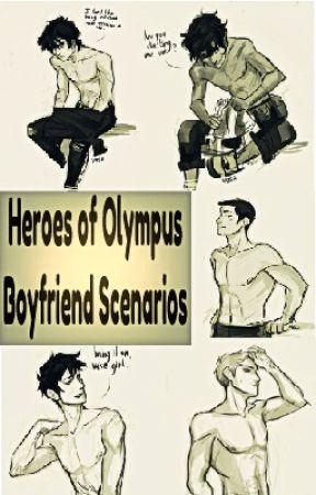 Heroes of Olympus Boyfriend Scenario's (COMPLETED) by fangurlzneedbooks