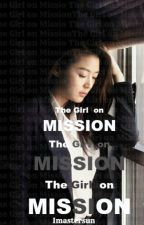 The girl on mission by imastersun
