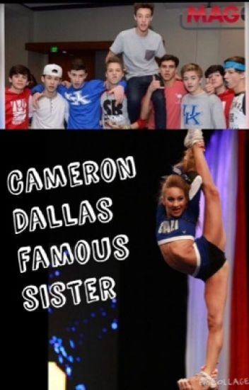 Cameron Dallas Little Sister!