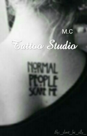 Tattoo Studio || M.C. by _dont_be_silly_