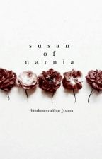 Susan of Narnia by rhindonexcalibur