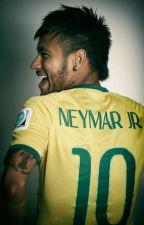 Il M'a Sauvé La Vie. Fanfiction Neymar Jr by Presci-Lol
